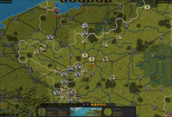 Strategic Command WW II – War in Europe : préview et IA