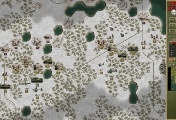 AAR Panzer Corps – Soviet Corps : à l'assaut de la Finlande!