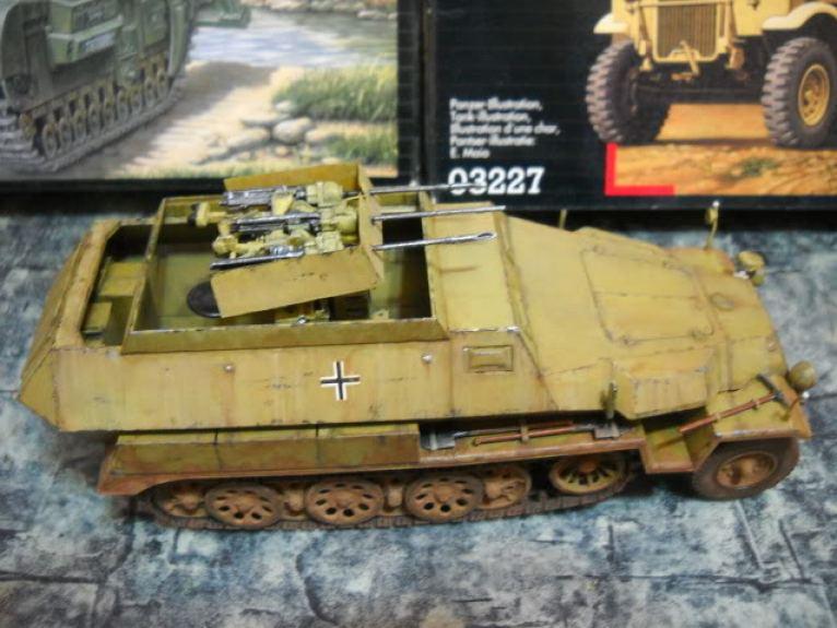 Sd.Kfz. 251 D Drilling