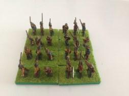 DBA Gallic Warbands