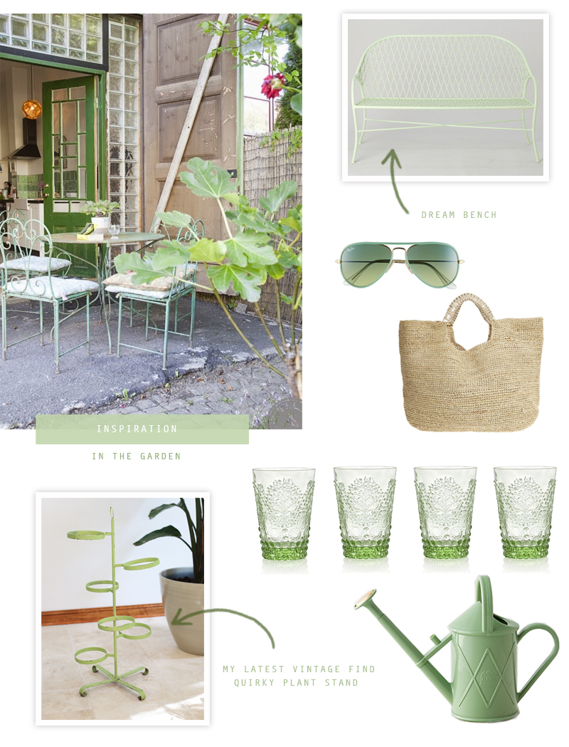 In the Garden: A Wish List for Spring