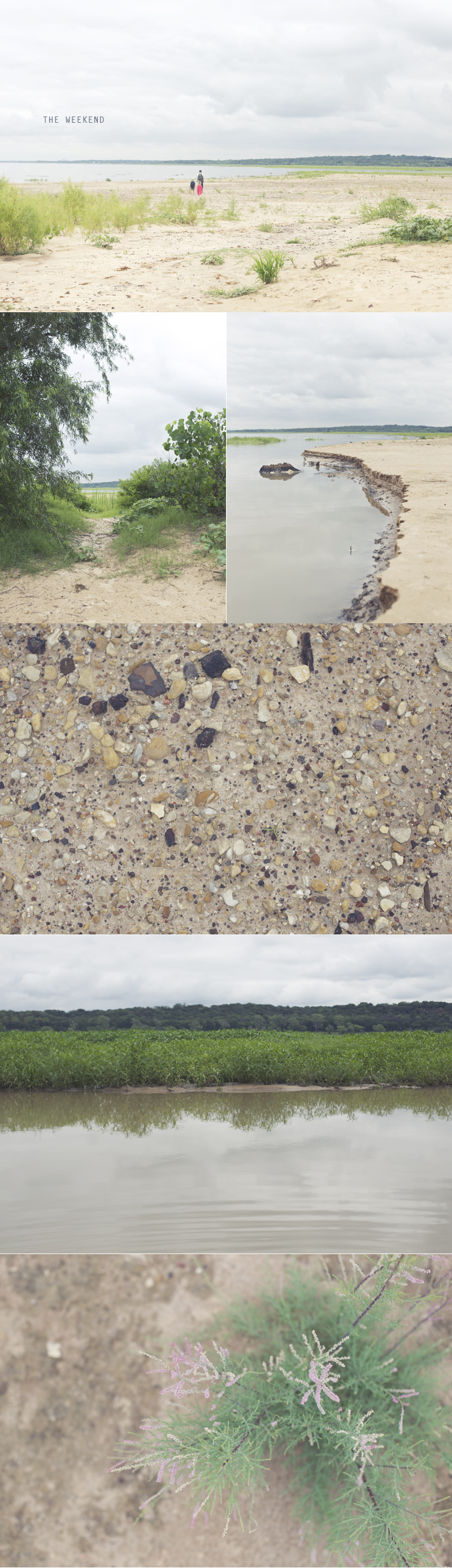 Weekend Snapshot: The Beach Trail to Grapevine Lake