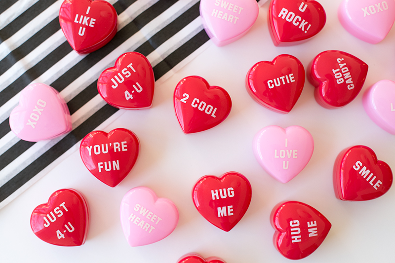 Fantastic Valentine Conversation Hearts Photos - Valentine Ideas ...