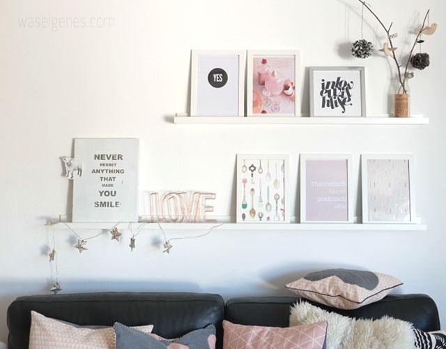 wohnzimmer rosa weiß:wohnzimmer rosa weiß : Wohnideen Wohnzimmer rosa weiß modern muster