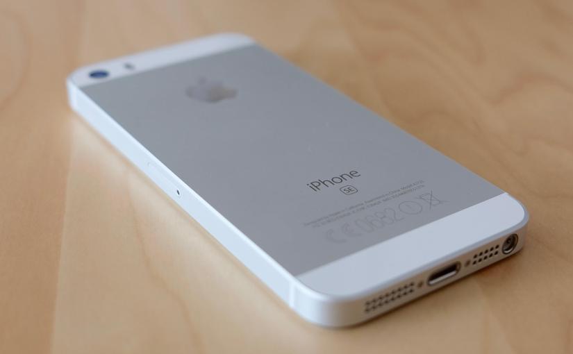 iPhone SE im Test: Klein und sehr fein