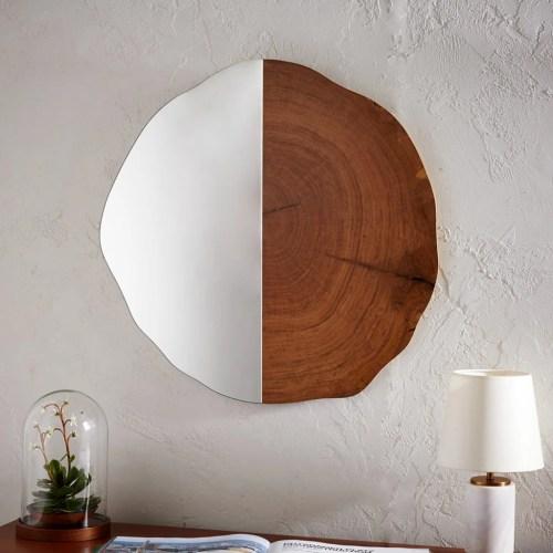 Medium Of West Elm Mirrors