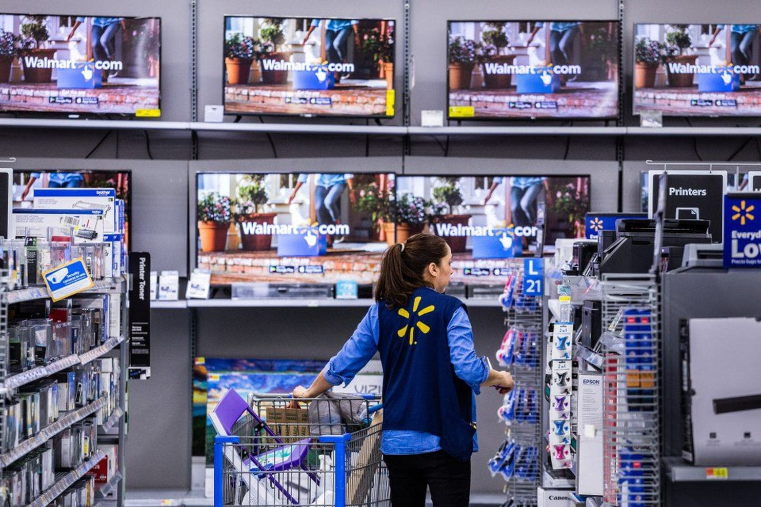 Artistic Walmart To Offer Employees A College Education A Day Cheap Printers At Walmart Color Printers At Walmart A Day Washington Post Walmart To Offer Employees A College Education dpreview Printers At Walmart