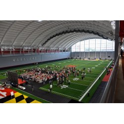 Small Crop Of Cole Field House