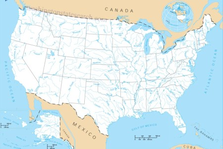 united states map with lakes submited images.