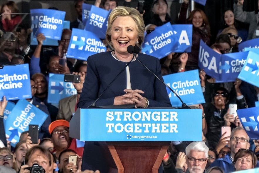 USA election result: Clinton says Trump must have chance to lead