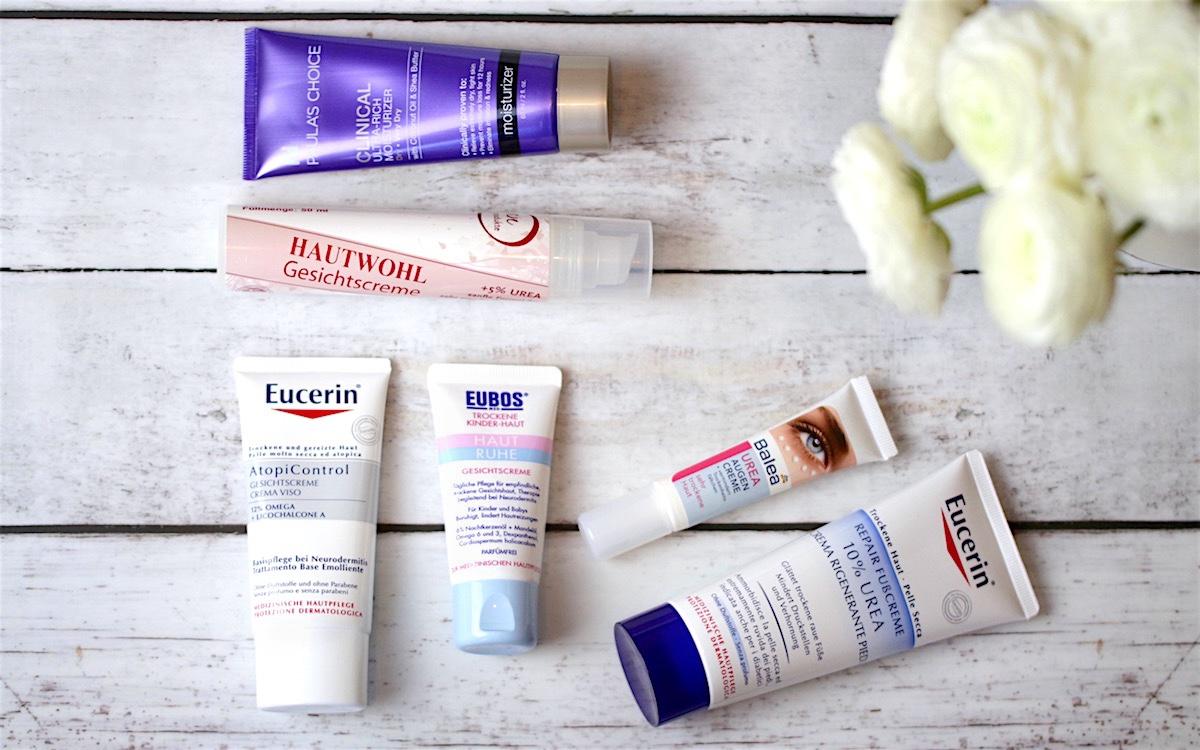 Diese 6 Cremes helfen mir bei trockener Haut am besten