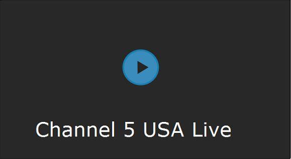 Channel 5 USA Live