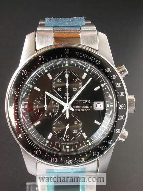 CITIZEN 'SPEEDMASTER' CHRONOGCitizen 'Speedmaster' Chronograph AN0880-57E
