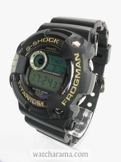 Casio DW9900-1BT Frogman