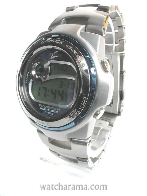 Casio MRG-1100-2D Frogman