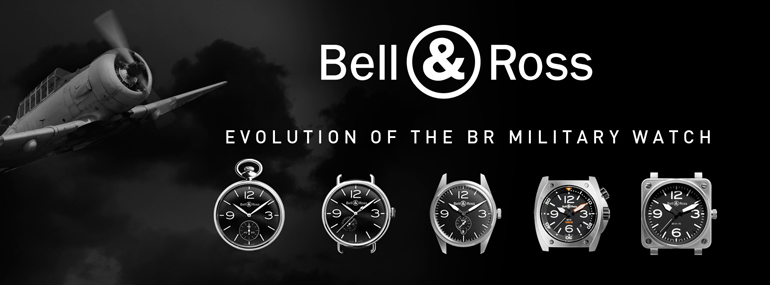 Bell & Ross military watch