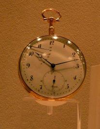 Breguet No. 15 exposée au musée Breguet à Paris