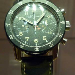 Montre aviation Type XX vendue par Breguet en 1973