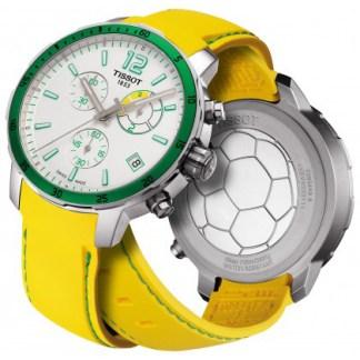 montre Quickster Football de Tissot