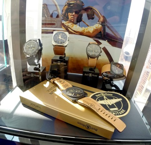 Collection Vintage de Bell & Ross