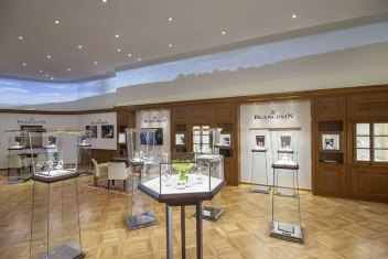 Blancpain boutique new york city