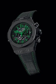 Hublot Big Bang Unico All Black Green