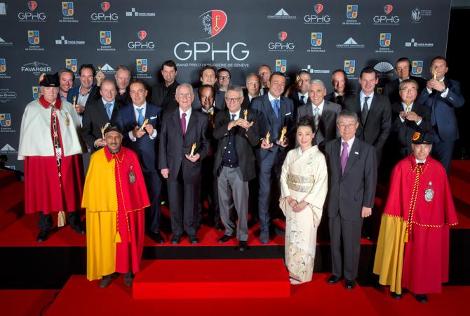 Lauréats GPHG 2014