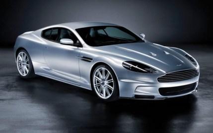 Voiture Aston Martin Jaeger LeCoultre