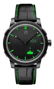 Romain Jerome Space Invaders® Ultimate Edition Green
