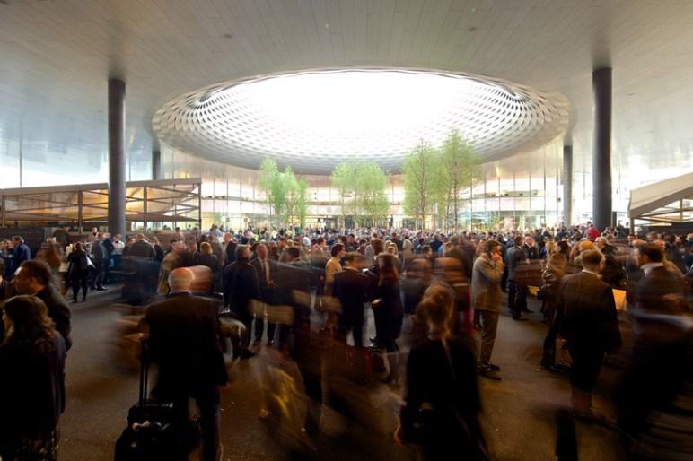 Baselworld Centre Expo vue extérieure 2