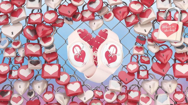 Swatch visuel Saint valentin 2015