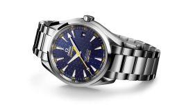 Baselworld2015 Seamaster Aqua Terra 150M James Bond blason James bond Couchee