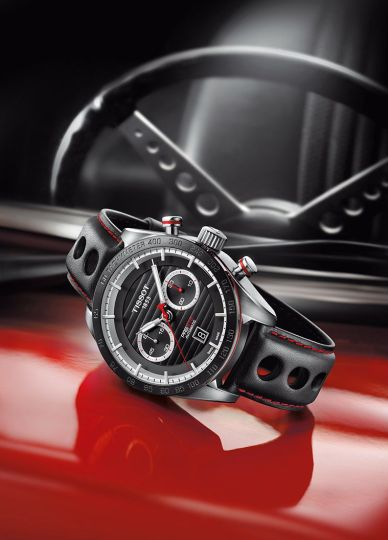 Tissot PRS 516 baselworld 2015 ambiance sport automobile