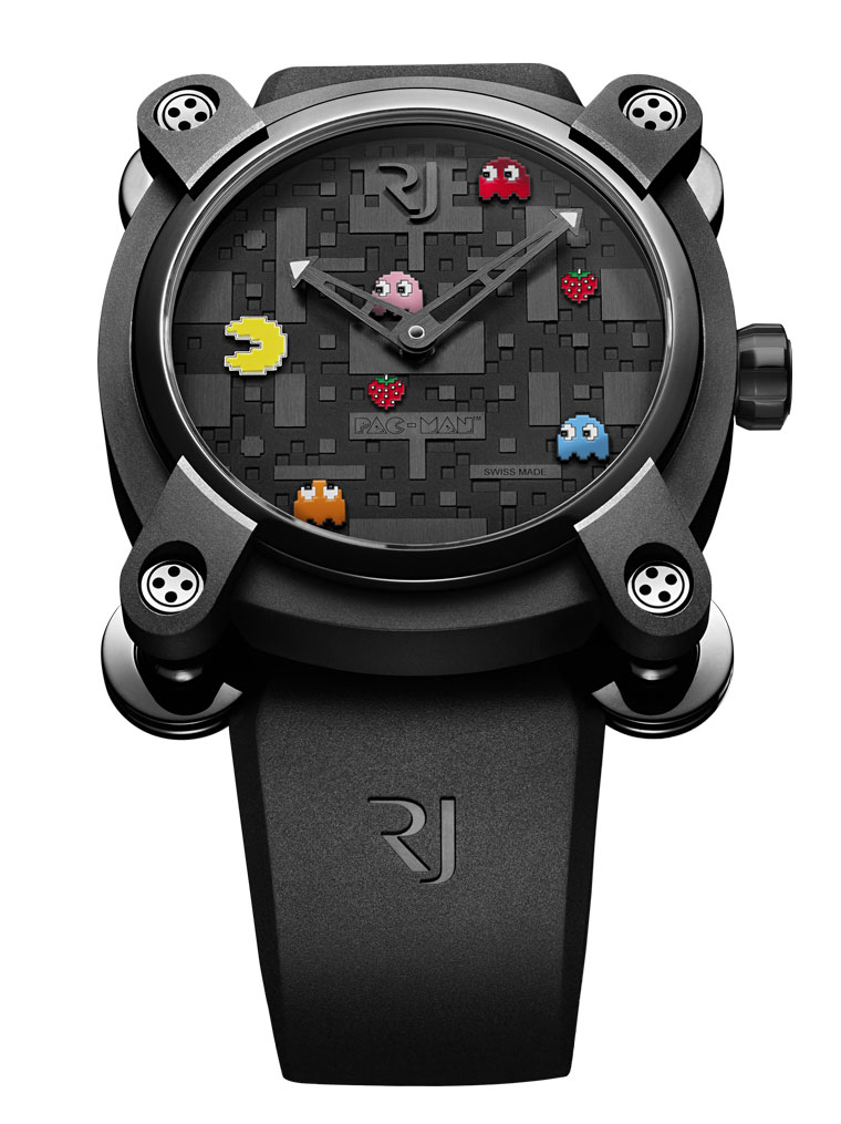 Romain Jerome Pacman 46mm color