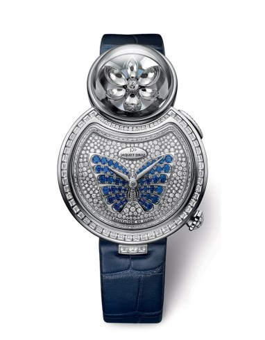 Jaquet Droz Lady 8 Flower diamants