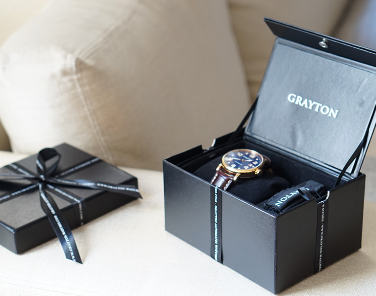 Grayton automatic watches