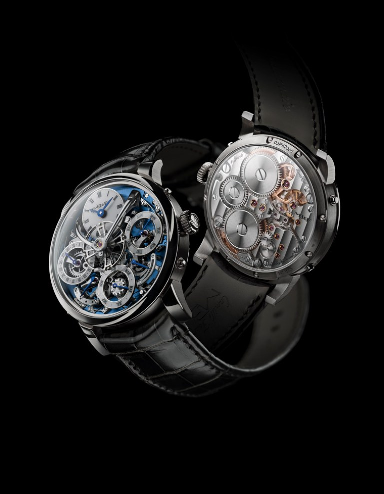GPHG 2016 Montblanc 1858 Chronograph Tachymeter Limited Edition