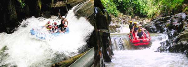 melangit river rafting