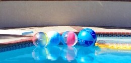Swimming Pool Balls