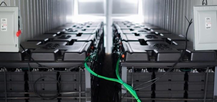 Aquion Energy Stacks