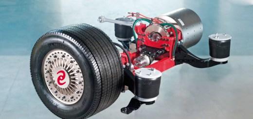 The Wheel, via e-Traction