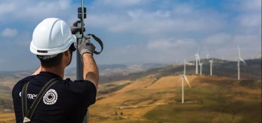 Wind O&M-services, via Gamesa