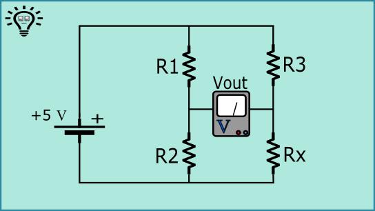 wheatstone bridge circuit diagram