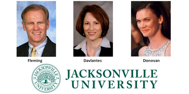 Distinguished veteran, top higher ed administrator join staff in key leadership posts