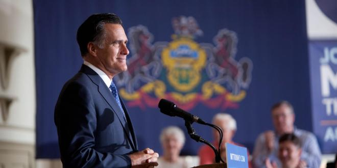 Mitt Romney to deliver Spring Commencement keynote address