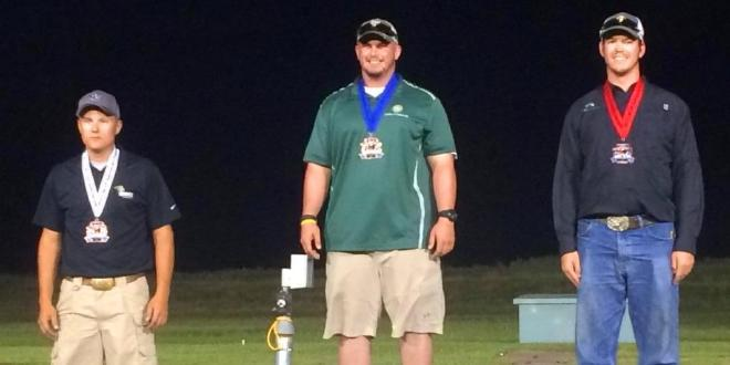 Varsity Shooting Team earns four national titles at SCTP Championships
