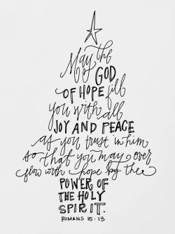 Small Of Christmas Bible Verse