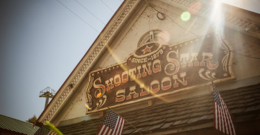 Shooting Star Saloon, Huntsville, Utah