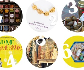 Best Local Gifts in Los Angeles Holiday Gift Guide