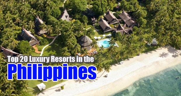Luxury Resorts in the Philippines